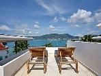 2 Bedrooms Pool Villa With Sea View In Patong