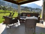 Large family home in top security estate