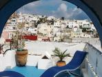 Glamorous house in the Old Medina of Tangier with spacious terrace and sea views, sleeps 7