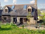 Enchanting country house in Saint-Pois, lower Normandy, with  terrace and WiFi