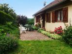 Traditional country house in the Vosges with terrace, WiFi and mountain views - near Gerardmer golf