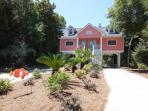 Clownfish - Folly Beach, SC - 3 Beds BATHS: 2 Full 1 Half
