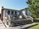 Fig & Thistle- Unparalleled views of Pamlico Sound with small beach access