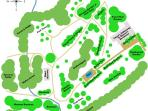 Map of our gardens