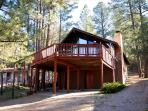 Bear Cave is a great 2 bedroom home with mountain views close to midtown.