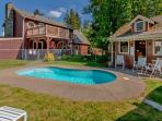 Private Pool!  Elk Meadows Lodge! *Summer Specials* Slps 12