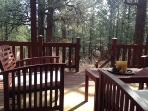 Beautiful retreat nestled in the pines of Northern