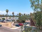 View of Mission Bay from Balcony