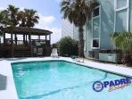 Casa Mar y Sol is walking distance to the Beach and Gulf of Mexico