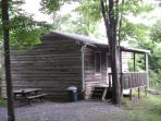 Cabin rentals in the woods near Raystown Lake