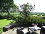 Stunning views over The Washburn Valley and beyond