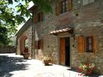 Very nice house with olive grove in Tuscany