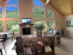 Large Luxury Mountain Home with 360 Degree Views.