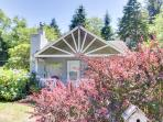 Fun-loving, dog-friendly home with private hot tub.