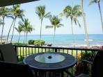 Kona By The Sea 105 - Oceanfront 1 bedroom, 2 bath with private lanai!