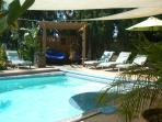 Country house w view & heated pool.