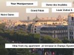 LUXURY&DESIGN IN CHAMPS-ELYSEES AVENUE 75008-VIEW