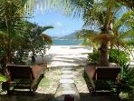 Tropical Oasis, 1 BR gem on the caribbean shore