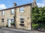 BRACKENLEA COTTAGE, semi-detached, pet-friendly, walks and cycle routes from the door, in Harbottle, near Alwinton, Ref 28577