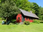 Vermont Cabin in the Orchard