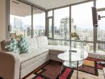Yaletown Subpenthouse View+Parking