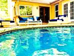 Private Heated Pool and Spa, Loft + Pool Table!!