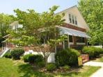 2 BLOCKS to the Beach and Boardwalk - Lower Level Home Sleeps 10 in 3 bedrooms