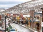 Park City Historic Main Street is just minutes away and has all of the restaurants, activities and events you want to...
