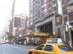 Full building amenities, Walk to Times Square