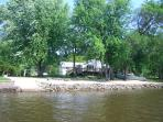 Timeaway Lodge riverside retreat 5br/5ba sleeps 17