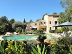 Les Magnanarelles, 4 bedrooms, 8 people + 1 cot