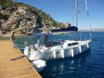 Combine Captained Yacht Charter with Cottage rental for land & sea holiday