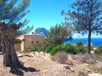 Exclusive Ibiza Villa with oceanview and sunset