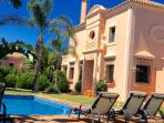 Luxury  house In an exclusive Location with golf