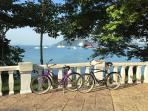 Your own cruiser beach bicycles!