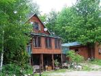 Bed and Breakfast at Chesley Lake