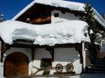 Winter Snow Sure Chalet Runca