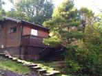 3 bedroom wooden lodges Southside Loch Awe2