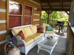 Picture yourself drinking coffee and relaxing right here!