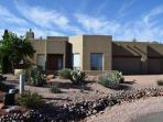 Beautiful Home in the Chapel area with an Observation Deck that has Red Rock Views and a private pool!