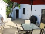Private and secure Courtyard