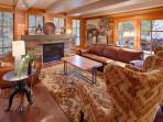 Sundance Chic Chalet  - Classic Four Bedroom A-Frame Ski Chalet that Accommodates 14!