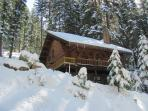 The Log Home in Yosemite West