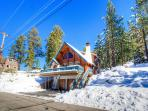 Secluded Bavarian-Style Chalet in Tahoe ~ RA745