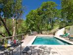 Wine Country Villa with Pool and Hot Tub for Two Couples - Tree House