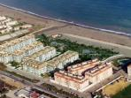 Frontline beach apartment, Manilva