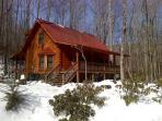 'BABBLING BROOK ' Creekside Cabin- Check Out Our DISCOUNTED Rates!