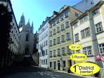 'Sisi';only 5 min walk to St.Stephen Cathedral