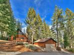 Cozy & Secluded 3BR South Lake Tahoe Home w/Private Hot Tub & Foosball Table - Just a Few Miles from Ski Resorts, Golf Courses & the Lake!