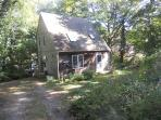 Beautiful 2 bedroom saltbox with pond view
